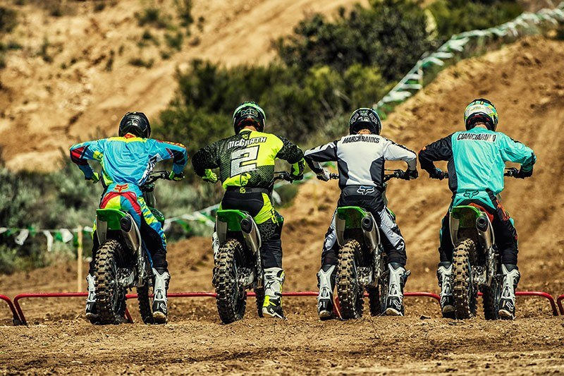 2017 Kawasaki KX450F in Simi Valley, California - Photo 37