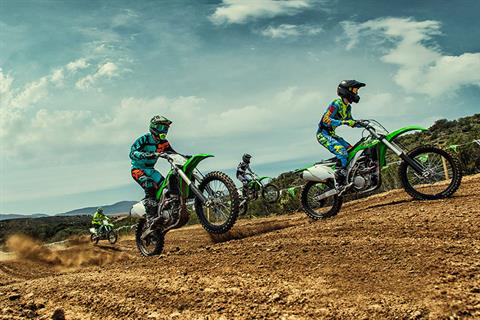 2017 Kawasaki KX450F in Redding, California