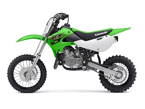 2017 Kawasaki KX65 in Lima, Ohio