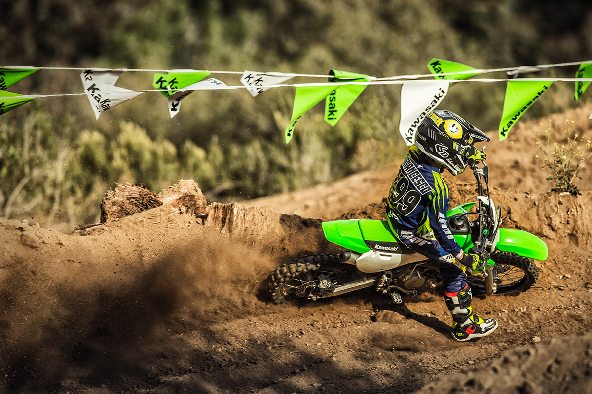 2017 Kawasaki KX65 in Northampton, Massachusetts