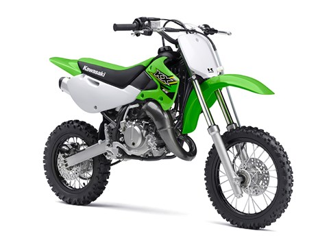 2017 Kawasaki KX65 in Petersburg, West Virginia