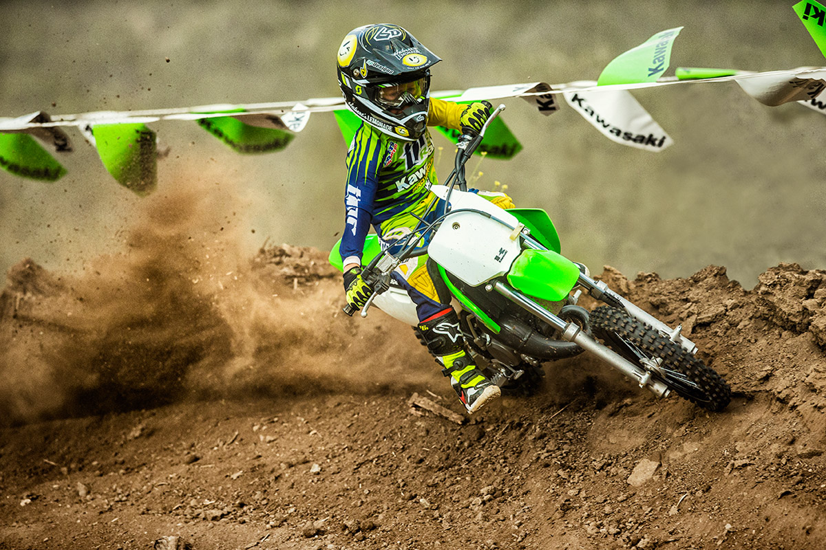 2017 Kawasaki KX65 in Hickory, North Carolina