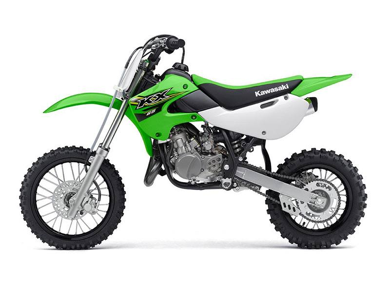 2017 Kawasaki KX65 in Brunswick, Georgia