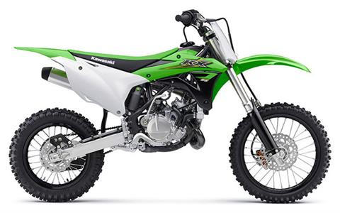 2017 Kawasaki KX85 in Barre, Massachusetts