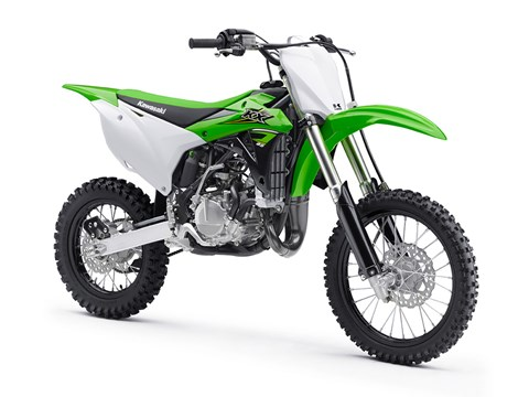 2017 Kawasaki KX85 in Baldwin, Michigan
