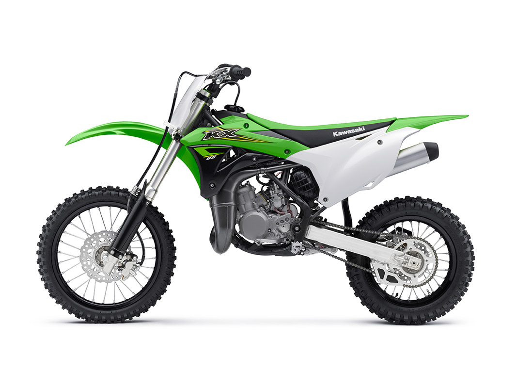 2017 Kawasaki KX85 in Ashland, Kentucky