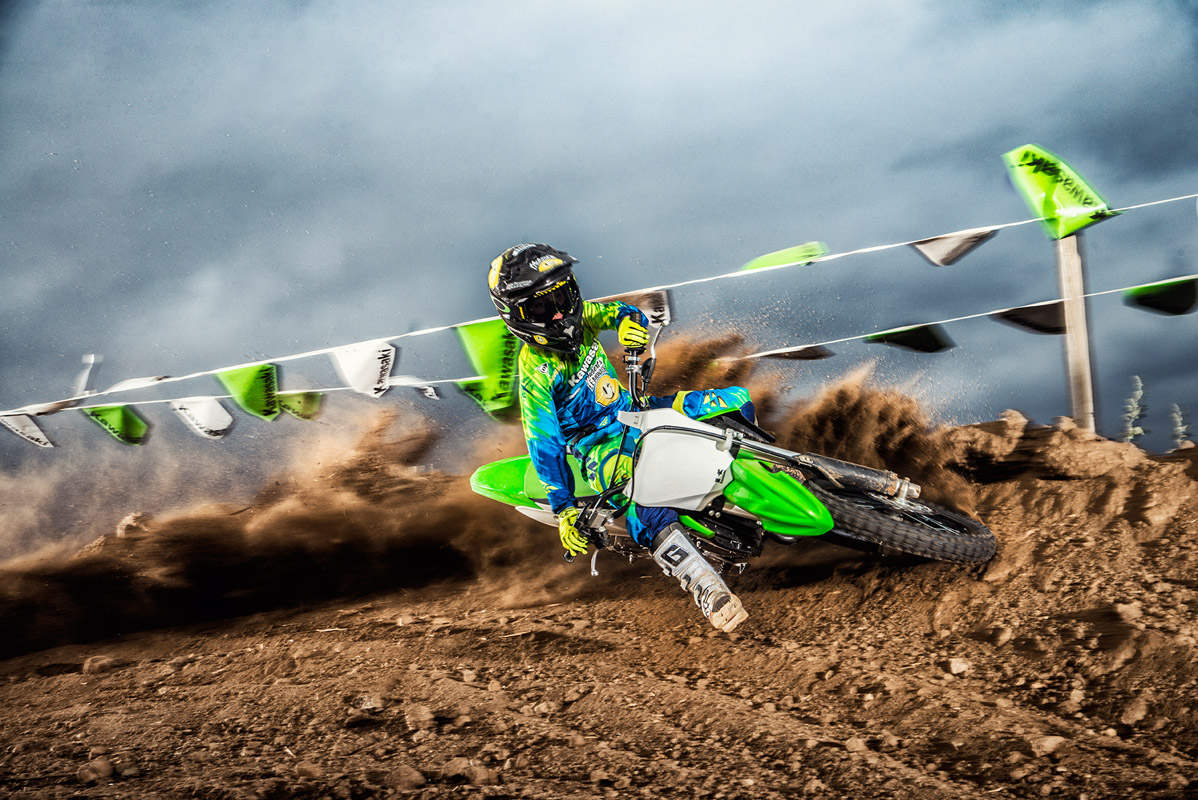 2017 Kawasaki KX85 in South Hutchinson, Kansas