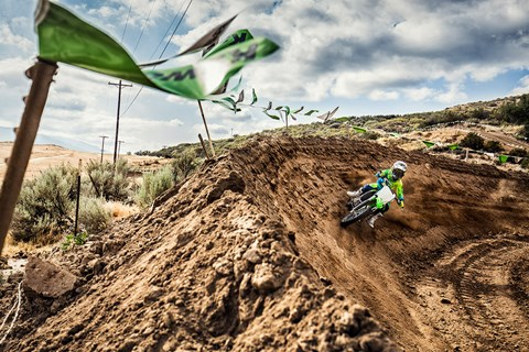 2017 Kawasaki KX85 in Middletown, New Jersey