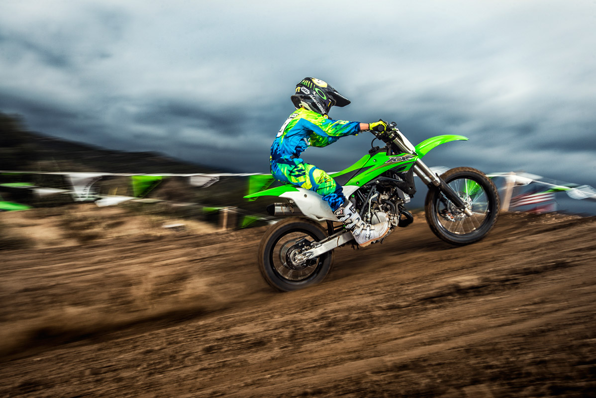 2017 Kawasaki KX85 in Bakersfield, California