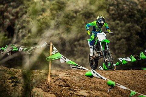 2017 Kawasaki KX85 in Yuba City, California