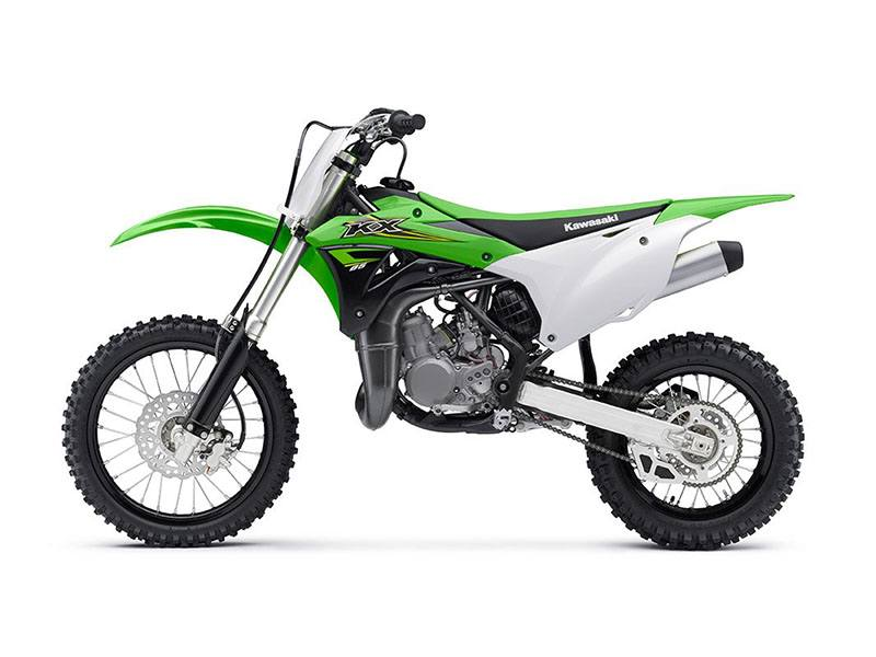 2017 Kawasaki KX85 in Huntington Beach, California - Photo 8