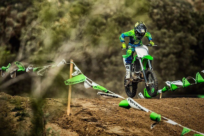 2017 Kawasaki KX85 in Bakersfield, California - Photo 9