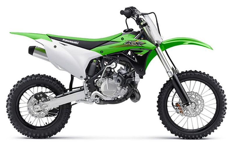 2017 Kawasaki KX85 in Tarentum, Pennsylvania - Photo 2