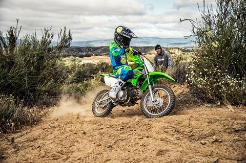 2018 Kawasaki KLX 110 in Santa Clara, California