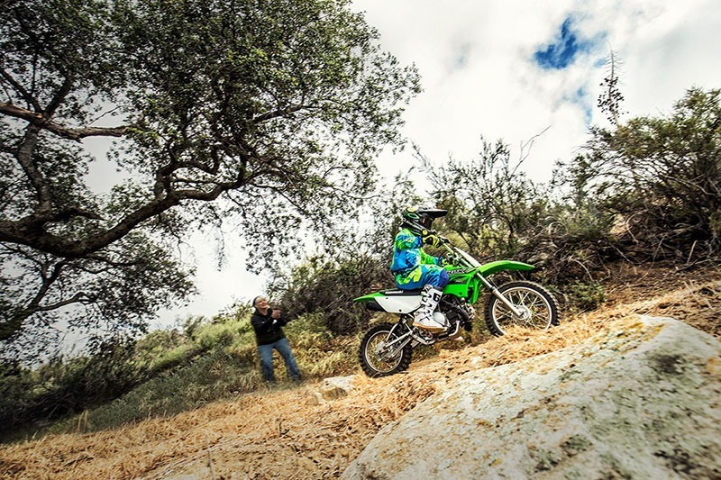 2017 Kawasaki KLX110 in La Marque, Texas - Photo 8
