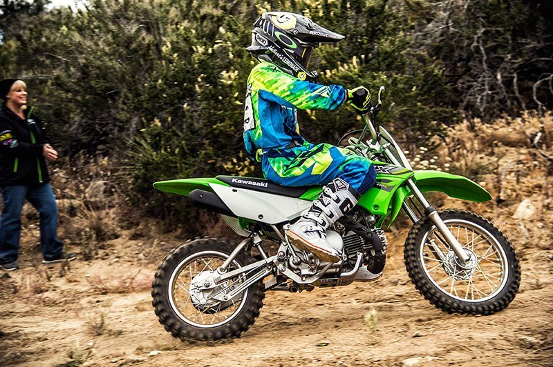 2017 Kawasaki KLX110 in Merced, California