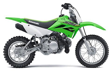2017 Kawasaki KLX110 in Roopville, Georgia - Photo 1