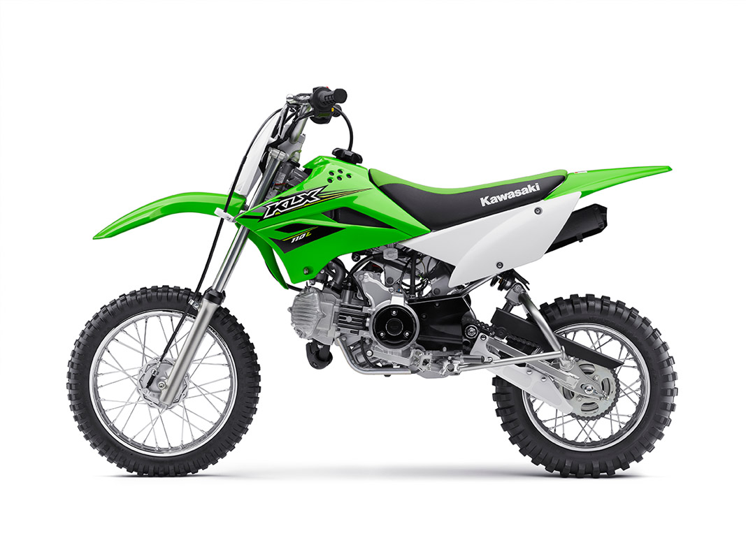 2017 Kawasaki KLX110L in Murrieta, California