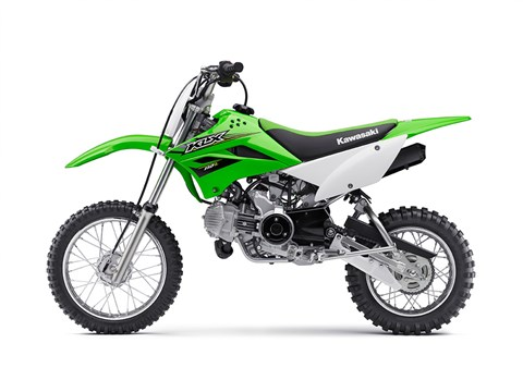 2017 Kawasaki KLX110L in Mount Pleasant, Michigan