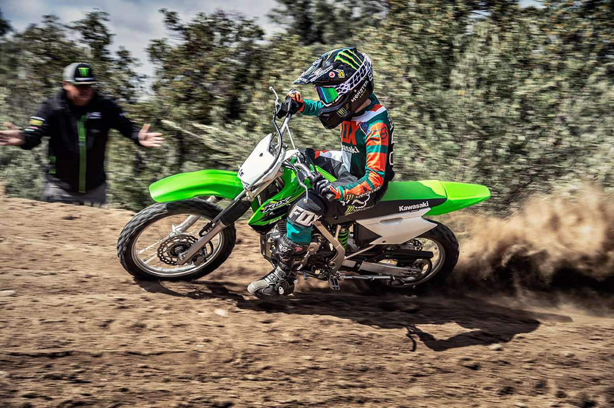2017 Kawasaki KLX140 in Colorado Springs, Colorado
