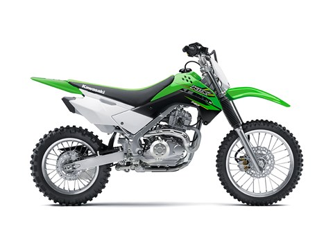 2017 Kawasaki KLX140 in Highland, Illinois