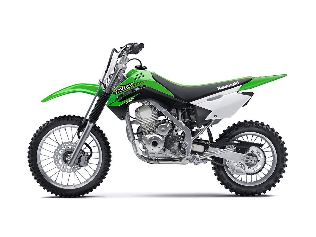 2017 Kawasaki KLX140 in South Paris, Maine