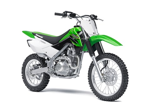 2017 Kawasaki KLX140 in Barre, Massachusetts