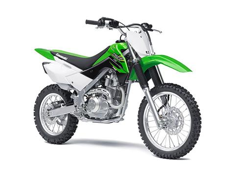 2017 Kawasaki KLX140 in Ashland, Kentucky