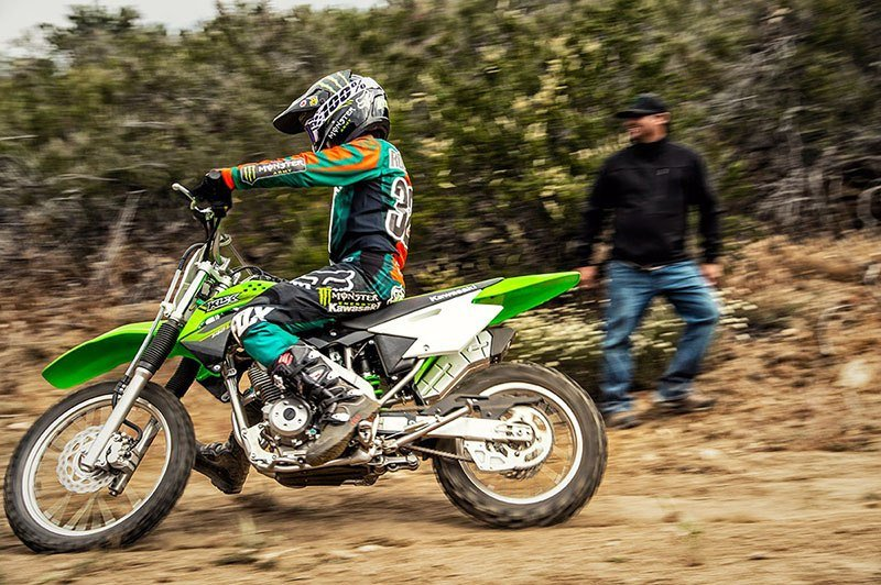 2017 Kawasaki KLX140 in Johnson City, Tennessee - Photo 6