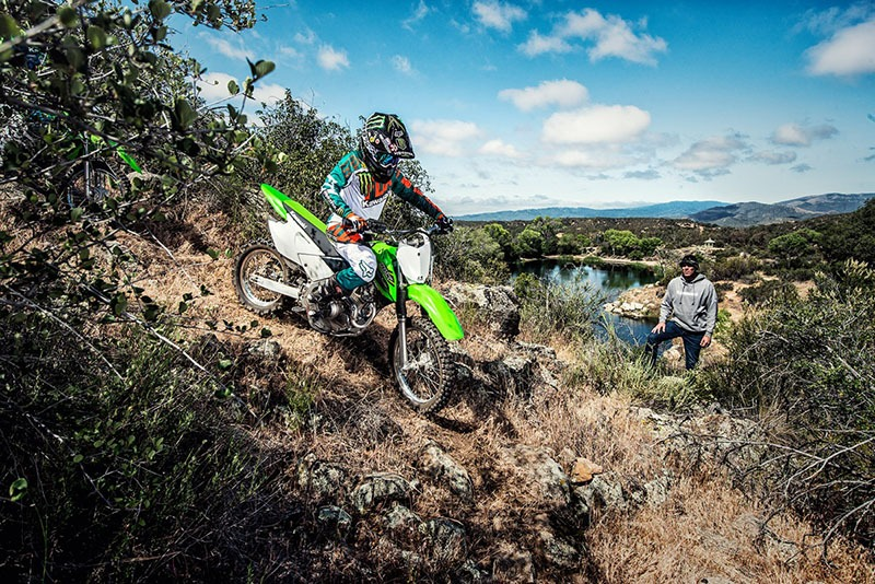 2017 Kawasaki KLX140 in Johnson City, Tennessee - Photo 8