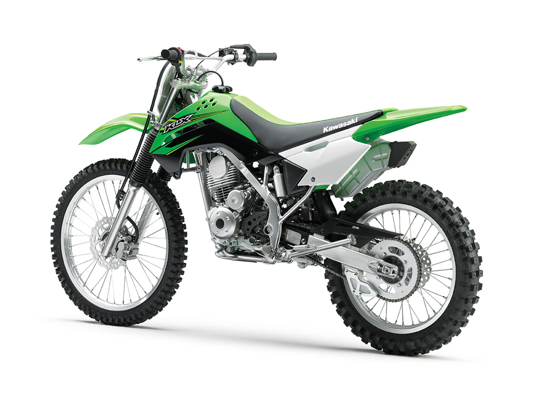 2017 Kawasaki KLX140G in Highland, Illinois