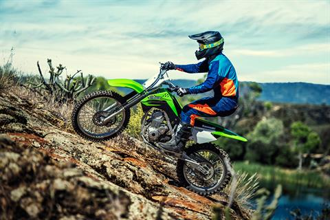2017 Kawasaki KLX140G in Waterbury, Connecticut