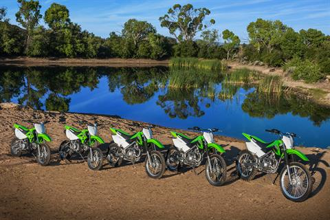 2017 Kawasaki KLX140G in Orange, California