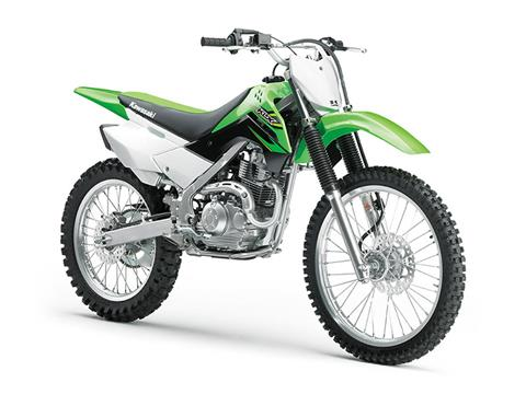 2017 Kawasaki KLX140G in Freeport, Illinois