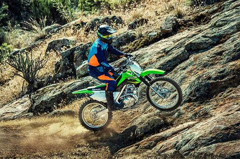 2017 Kawasaki KLX140G in Redding, California