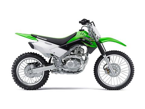 2017 Kawasaki KLX140L in Mount Vernon, Ohio
