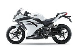 2017 Kawasaki Ninja300 in Littleton, New Hampshire