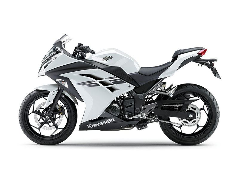 2017 Kawasaki Ninja300 in Redding, California