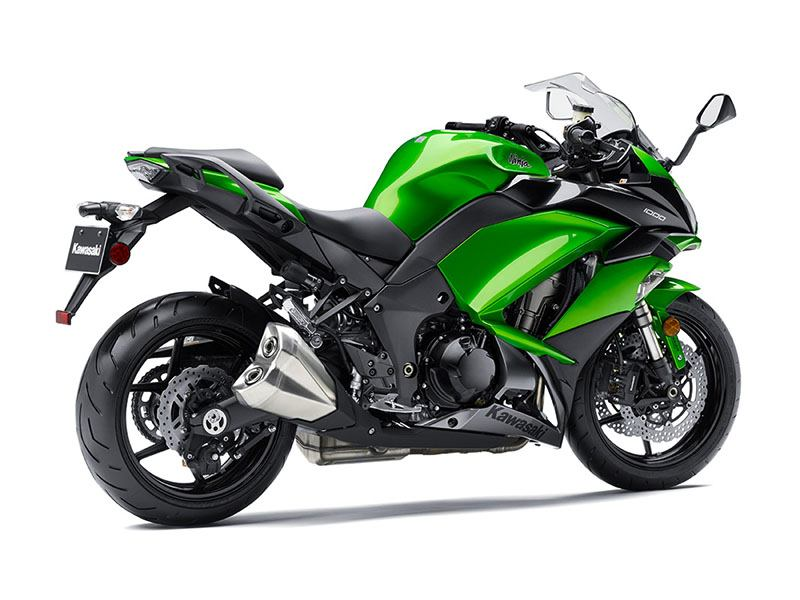 2017 Kawasaki Ninja 1000 ABS in Norfolk, Virginia - Photo 3