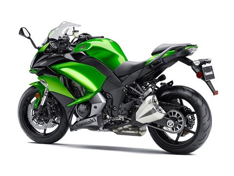 2017 Kawasaki Ninja 1000 ABS in Norfolk, Virginia - Photo 4