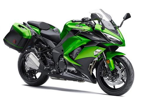 2017 Kawasaki Ninja 1000 ABS in Norfolk, Virginia - Photo 9