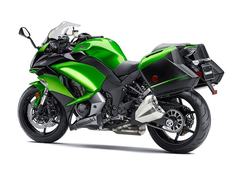 2017 Kawasaki Ninja 1000 ABS in Norfolk, Virginia - Photo 10