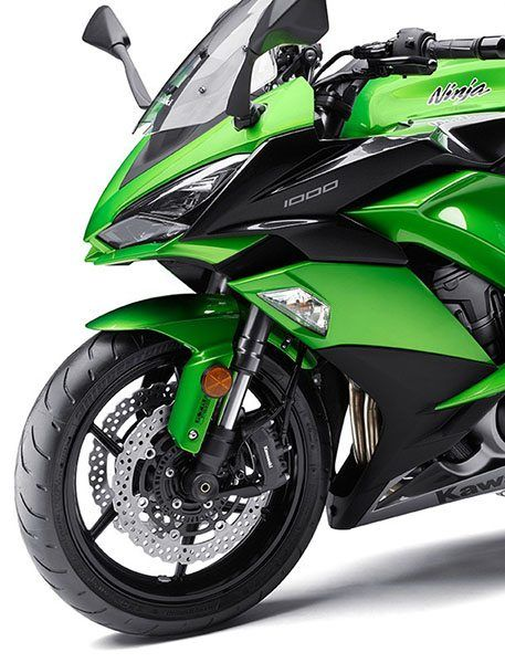 2017 Kawasaki Ninja 1000 ABS in Norfolk, Virginia - Photo 49