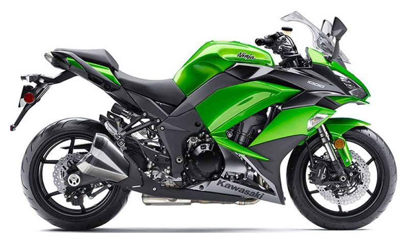 2017 Kawasaki Ninja 1000 ABS in Norfolk, Virginia - Photo 1