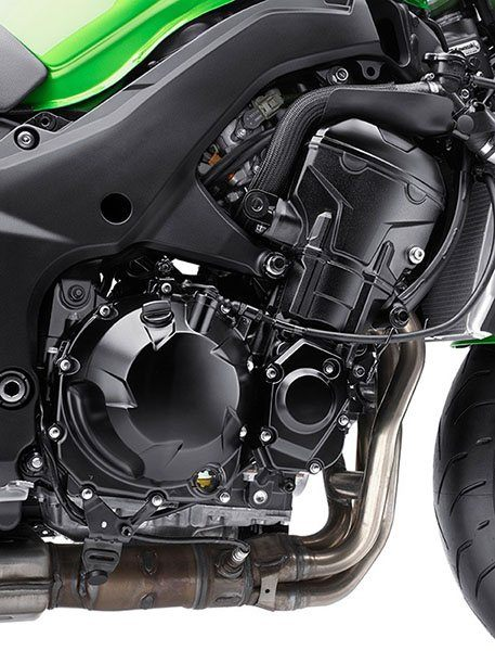 2017 Kawasaki Ninja 1000 ABS in Pelham, Alabama - Photo 5