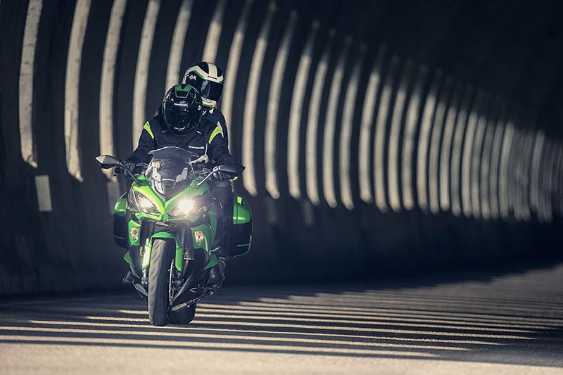 2017 Kawasaki NINJA 1000 ABS in Rock Falls, Illinois