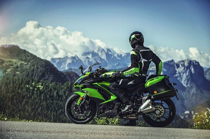 2017 Kawasaki Ninja 1000 ABS in South Haven, Michigan