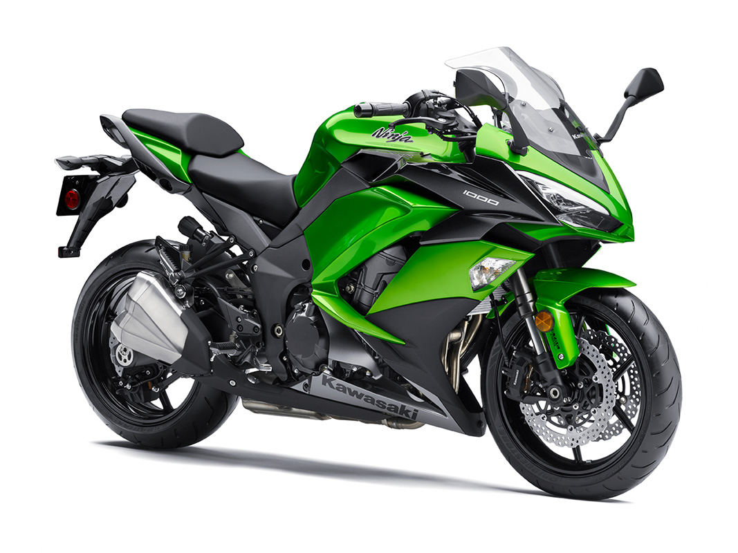 2017 Kawasaki NINJA 1000 ABS in Dallas, Texas