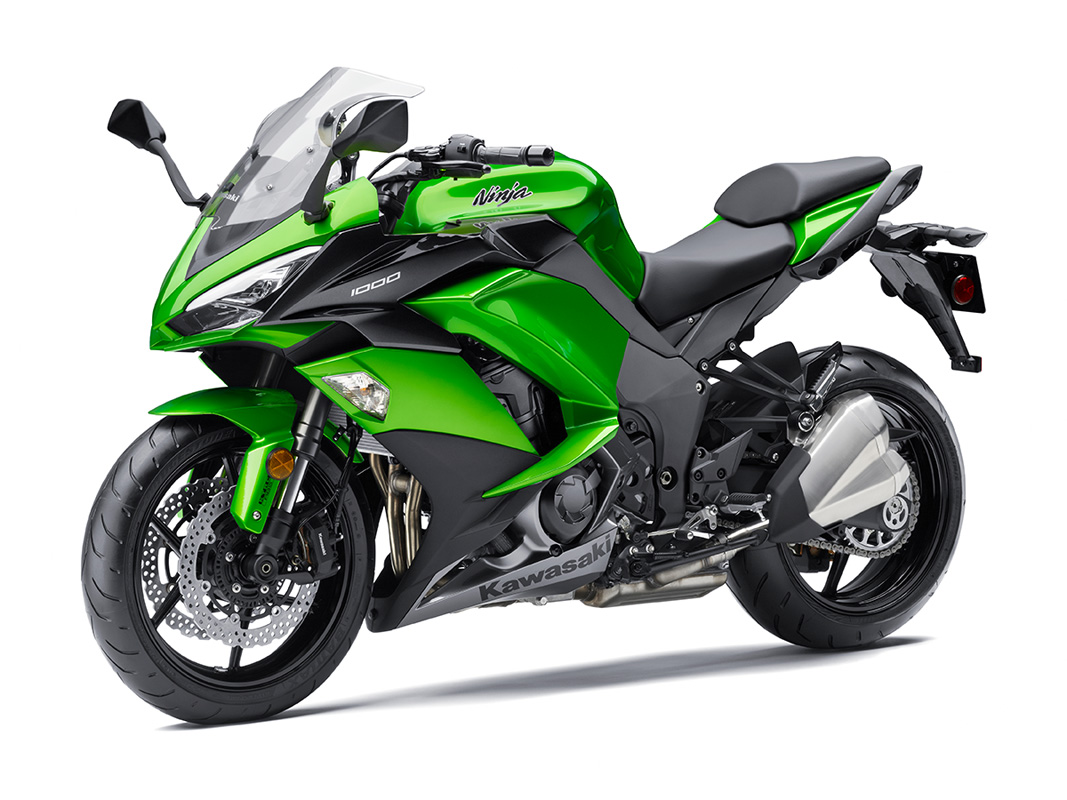 2017 Kawasaki NINJA 1000 ABS in Arlington, Texas