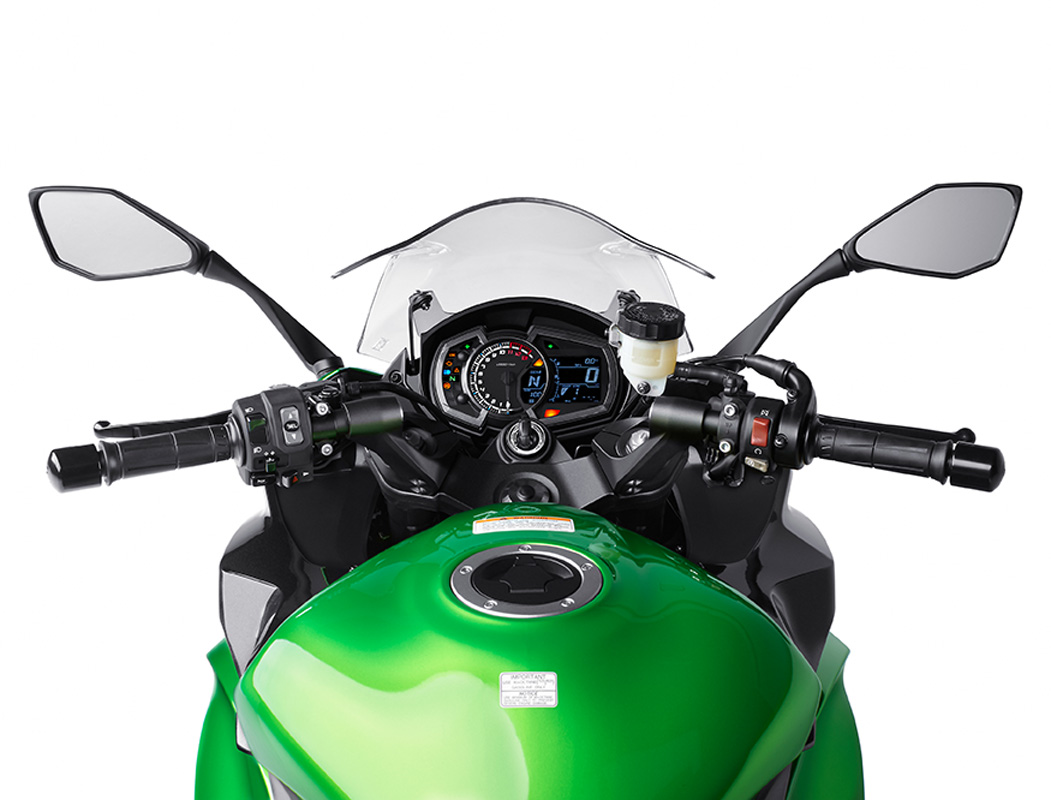 2017 Kawasaki NINJA 1000 ABS in Trenton, New Jersey